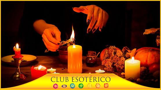ritual - club esoterico
