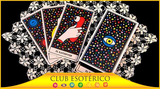 tarot exclusivo - club esoterico